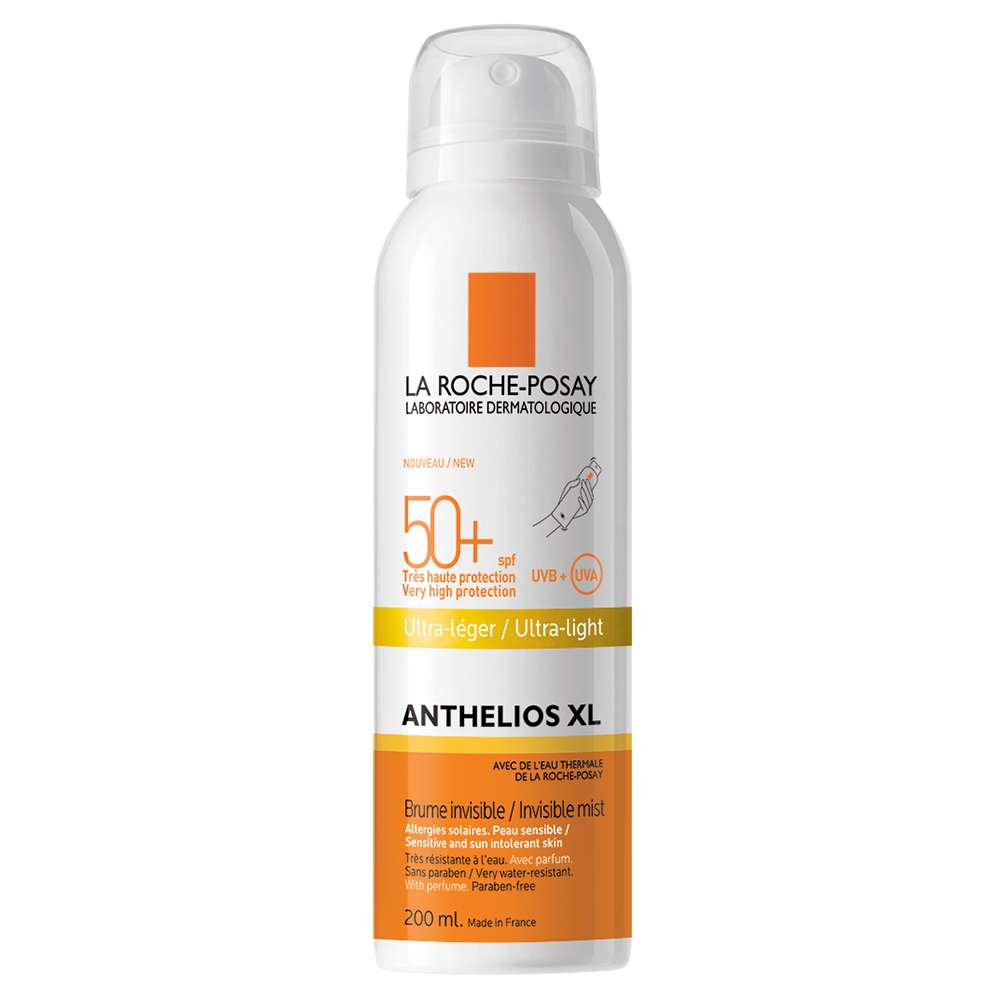 Obrázek La Roche-Posay Anthelios XL Brume Body mist SPF50+ spray 200 ml