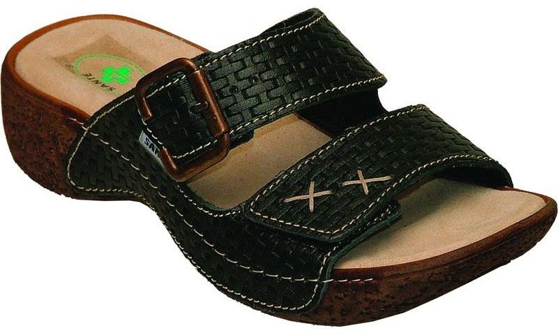 Obrázek Sante N 109 1 06 dámský zdravotní pantofel černá ffa05189ed