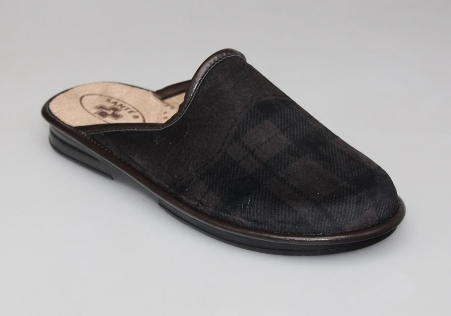 d92eae5357f Santé LX 700 Brown pánská domácí obuv