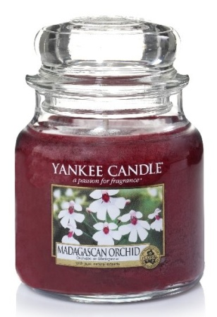 Obrázek Yankee Candle Madagascan Orchid 411 g