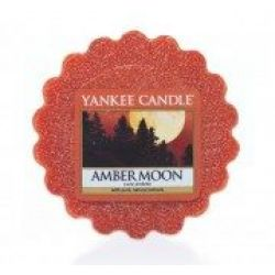 Yankee Candle vonný vosk do aroma lampy AMBER MOON