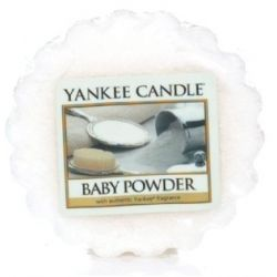 Yankee Candle Baby Powder vosk do aroma lampy