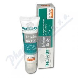 DR.MULLER Tea tree oil balz.na rty 10ml