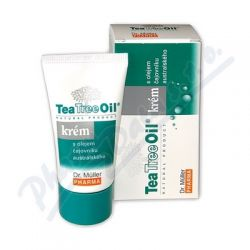 DR.MULLER Tea tree oil krém 30ml