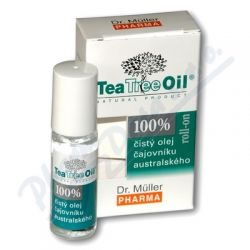 DR.MULLER Tea tree oil roll-on 4ml