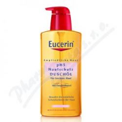 EUCERIN ph5 Relip.sprch.olej 400ml 63122