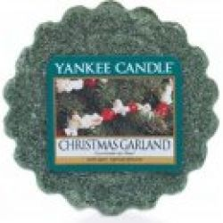 Yankee Candle CHRISTMAS GARLAND vosk do aroma lampy 22 g