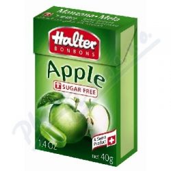 HALTER bonbóny Apple 40g H637
