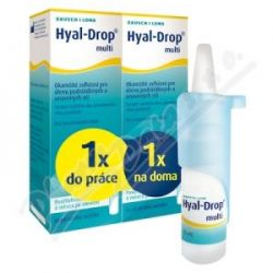 Hyal Drop multi-spec.baleni 2x10ml