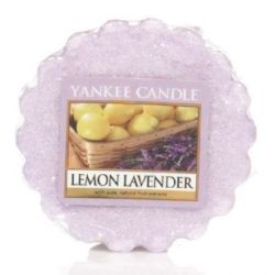 Yankee Candle Lemon Lavender vosk do aroma lampy