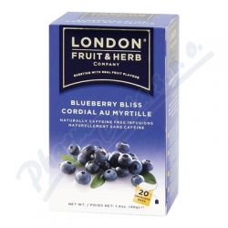 LONDON HERB borůvka 20x2g
