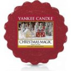 Yankee Candle CHRISTMAS MAGIC vonný vosk do aroma lampy 22 g