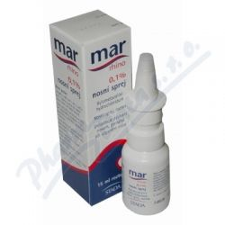 Mar Rhino 0.1% Nosní Sprej 15ml/15mg