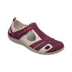 f59b43b99e38 -43 %  Santé MDA 159-22 WINE dámská vycházková obuv