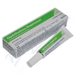 Ophthalmo septonex ung.opht.1x5g/5mg