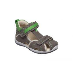 -5 %  Santé SK 333 KHAKI GREEN chlapecký zdravotní sandál hnědo-zelený 02a5429f83