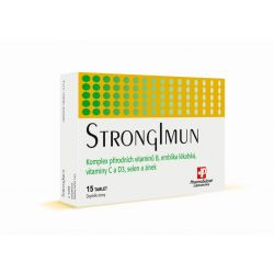 PharmaSuisse Strongimun 15 tablet