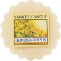 Yankee Candle - Flowers in the Sun Vosk do aromalampy 22 g