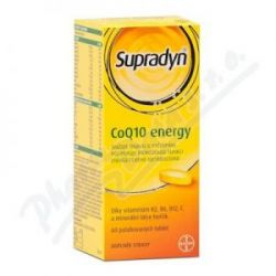 Supradyn CO Q10 Energy 60tbl.