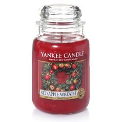 Yankee Candle Red Apple Wreath 623 g