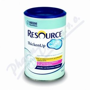 Obrázek Resource ThickenUp Clear 125g